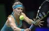 Halep breezes past Bouchard at WTA Finals-Image1