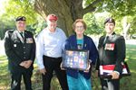 Honour guard pays tribute to World War One veterans