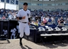 A-Rod singles in first at-bat following drug suspension-Image1