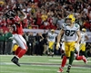 Young Falcons defence shuts out Packers in first half-Image1