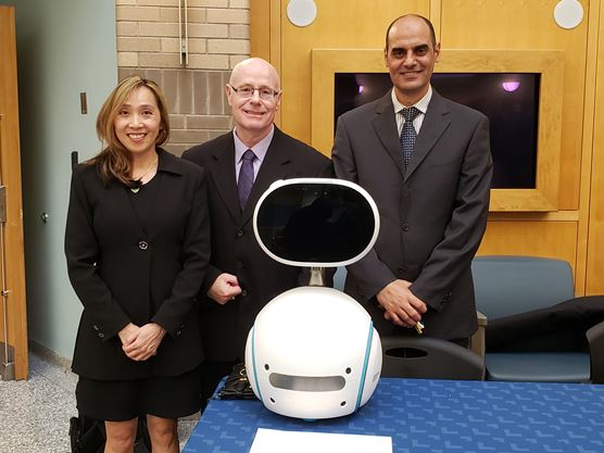 Whitby's Ontario Shores teams up with Ontario Tech on dementia research