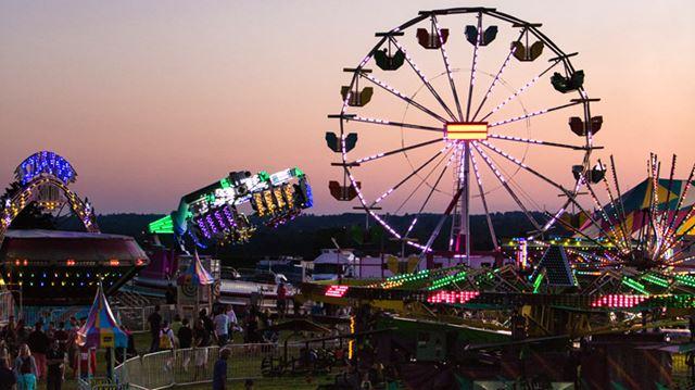 Orangeville fall fair