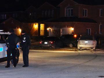 Toronto Police make arrest in Mississauga