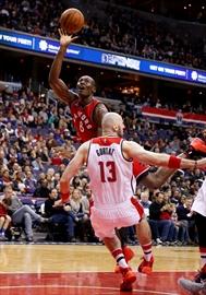 Joseph beats buzzer with 3 as Raptors beat Wizards 84-82-Image1