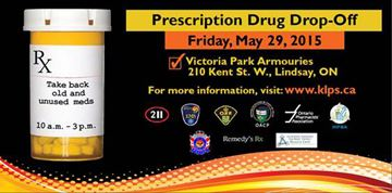 Prescription Drug Drop-Off