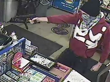 Police release photos from attempted variety store robbery in Welland