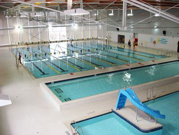 Stronach Aurora Recreation Complex pool
