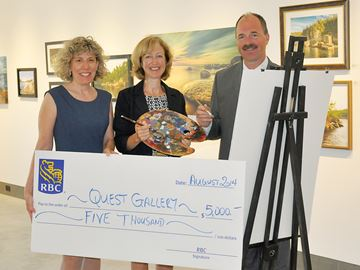 Quest launching free art program for north Simcoe teens