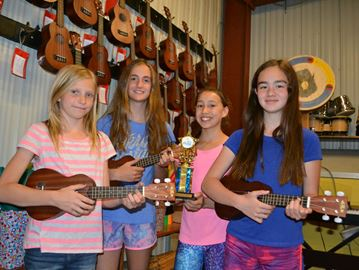 Oro-Medonte school's innovative program music to students' ears