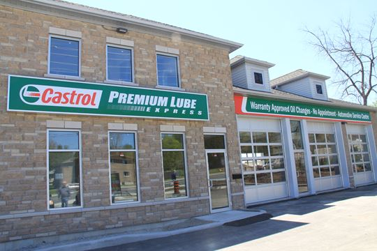 Castrol premium lube express coupons