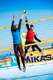 Snow volleyball hopes to stake claim in Winter Olympics-Image3