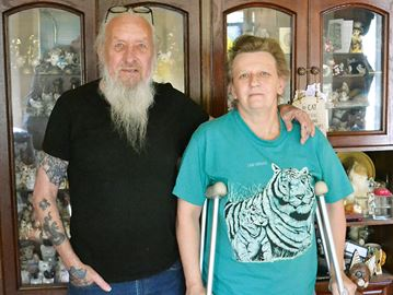 Midland couple credits Georgian Bay General Hospital staff with saving their lives