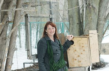 Constance Creek Wildlife Refuge founder Lynne Rowe has received her wildlife care licence for her Dunrobin facility.