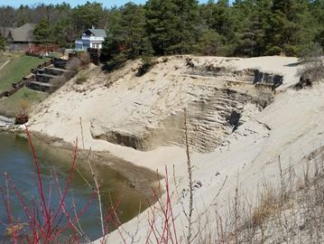 Stay off dune, says Wasaga Beach Provincial Park superintendent
