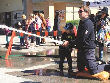 Central York Fire Services open house