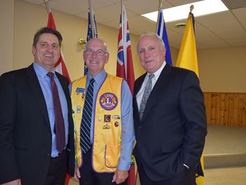 52nd annual charter anniversary dinner for Stittsville District Lions Club