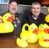 Stayner's annual duck race honours Canada's 150th