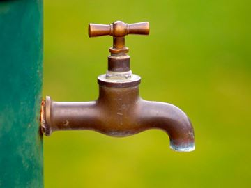 Water restrictions in place