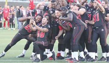 RedBlacks celebrate opening of TD Place– Image 1