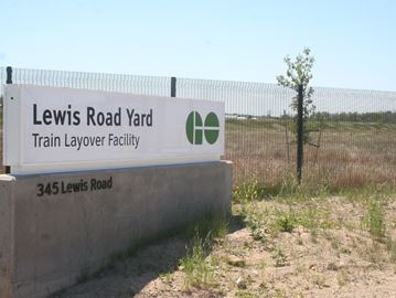 Lewis Road layover