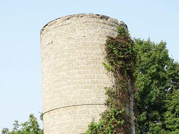 Sharon silo