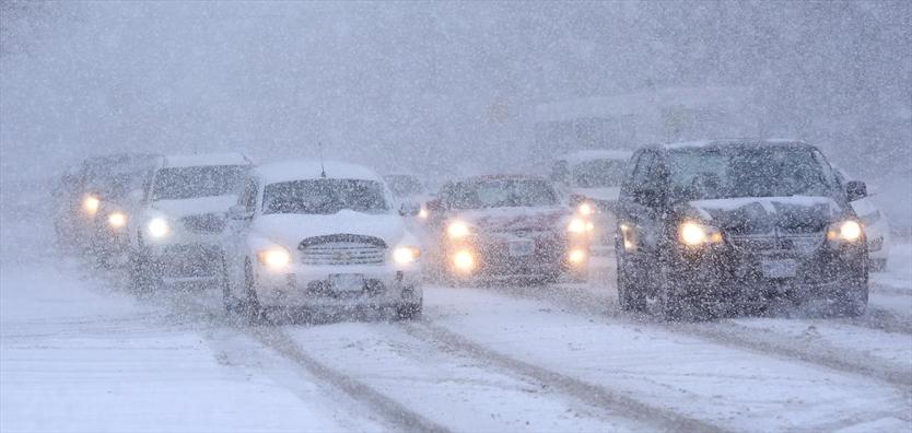 Heavy snowfall expected to hit region tonight