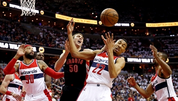 Raptors fall to Wizards 106-99 in Game 3-Image1