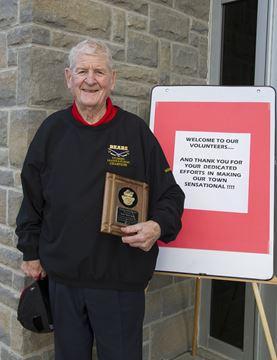 Charles Gilhuly Award winner