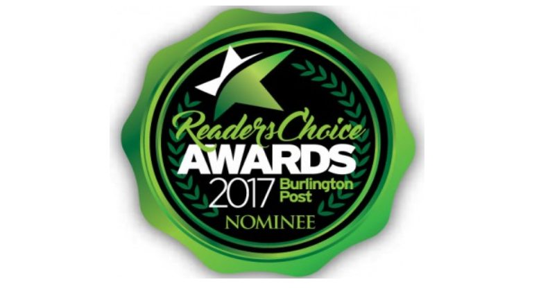 Burlington Readers Choice Logo