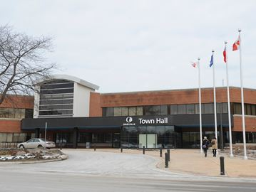 Can you vote in the Oakville Ward 6 by-election?