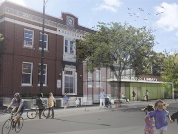 Meaford library could stay downtown