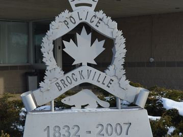 Brockville police station