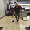 Bob Mullen of the Happy Gang bowling league