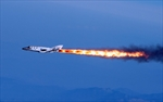 Witness: Space tourism rocket explodes in desert-Image1