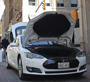 Sparks Street EV event brings electric cars to the public– Image 1