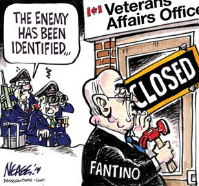 Steve Nease on Veteran Affairs
