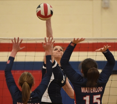 highlanders edge vikings in volleyball marathon. Black Bedroom Furniture Sets. Home Design Ideas