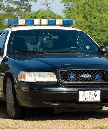 POLICE COSTS ON THE RISE