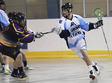 Oakville Titans facing elimination from Sr. B lacrosse playoffs