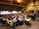 Choral Society in rehearsal