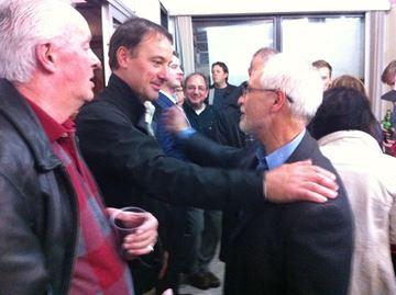 Adrian Foster retains mayor's seat