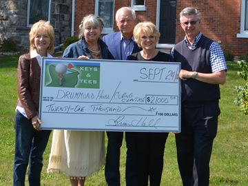 Keys and Tees raises $21,000 for Waterdown, Cambridge charities