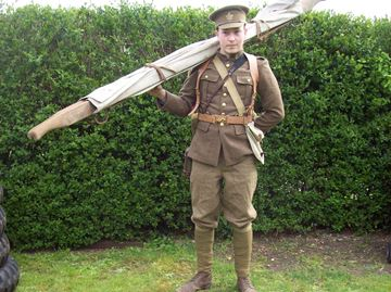 March honouring memory of Alliston soldier killed in First World War