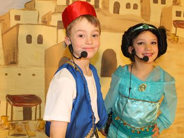 Wasaga Beach school hosts production of Aladdin