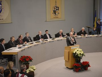 Halton Regional Council