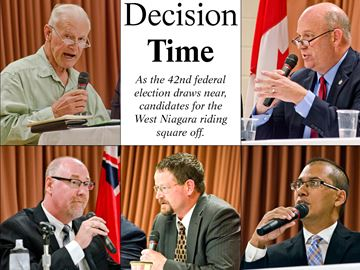 Decision time for West Niagara