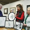 Art exhibit offers voice for victims of abuse
