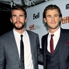 Competitive Liam and Chris Hemsworth -Image1