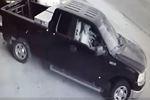 Suspect Ford F150
