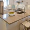 Easy ways to make an older rental kitchen look like new